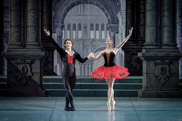 Don Quixote Angelina Vorontsova and Ivan Vasiliev 2 Photo by Jack Devant