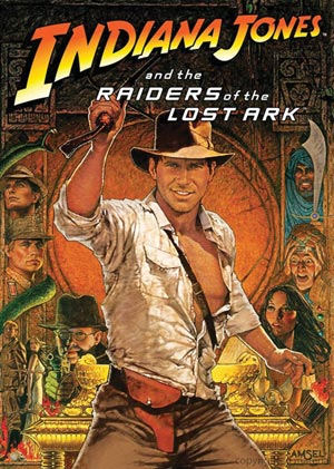 Raiders of the Lost Ark Calendar copy