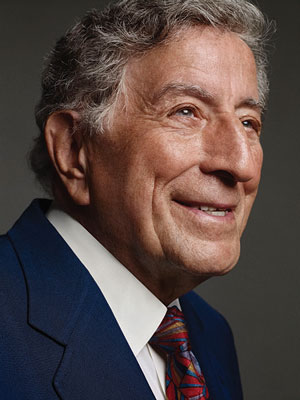 Tony Bennett Photo credit Bryan Adams Trunk Archive