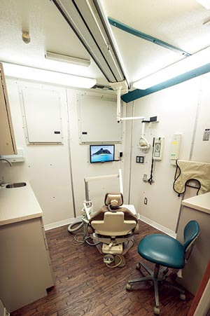 MDC Mobile Dental Clinic 2