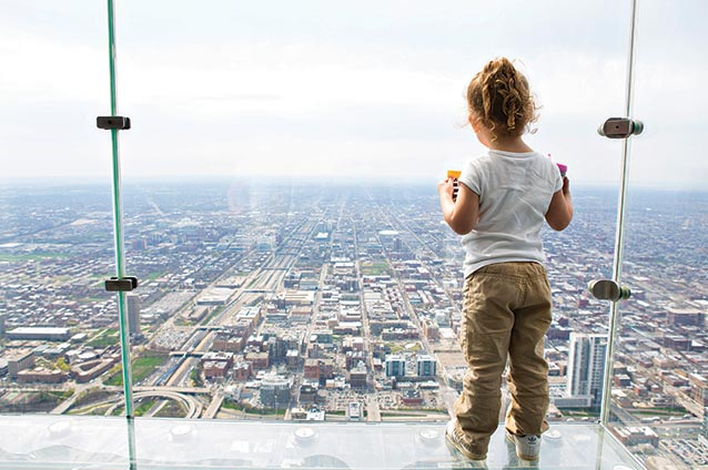 Chicago Skydeck Photo by Adam Alexander Photography