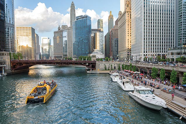 Chicago Riverwalk Photo by Ranvestel Photographic