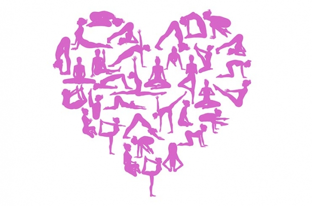 Pilates and Yoga for a Health Heart
