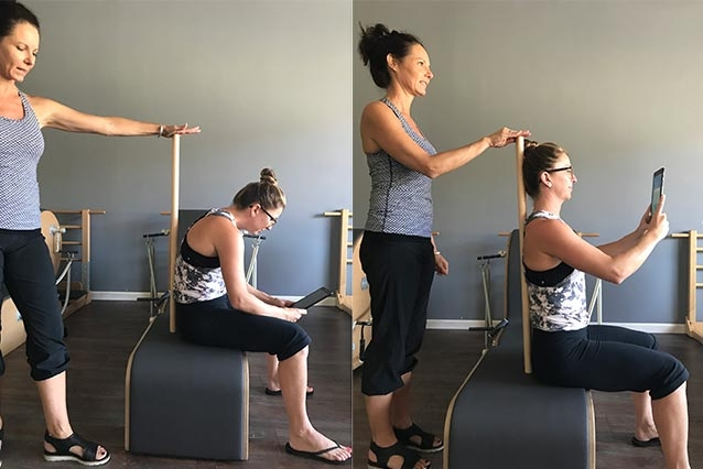 Pilates and Yoga for the Neck