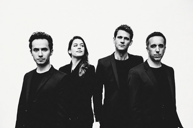 Segerstrom Center for the Arts Presents Center Debut of Ebène Quartet