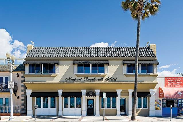 A Century of Luxury at The Newport Beach Hotel