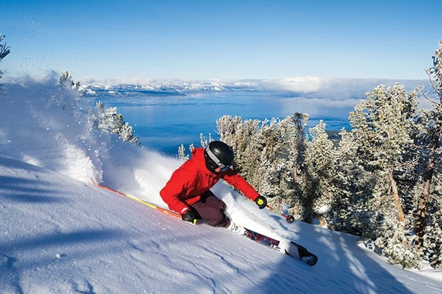 Year 'round  Family Fun  on Lake Tahoe's  South Shore