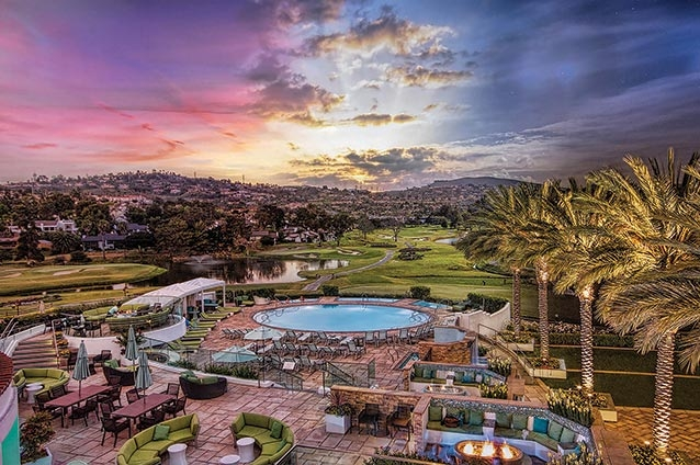 Abundant Luxury at Omni La Costa