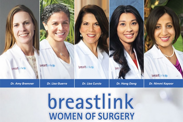Breastlink Women of Surgery