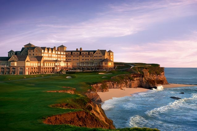 Accommodation of Distinction:  Ritz-Carlton, Half Moon Bay