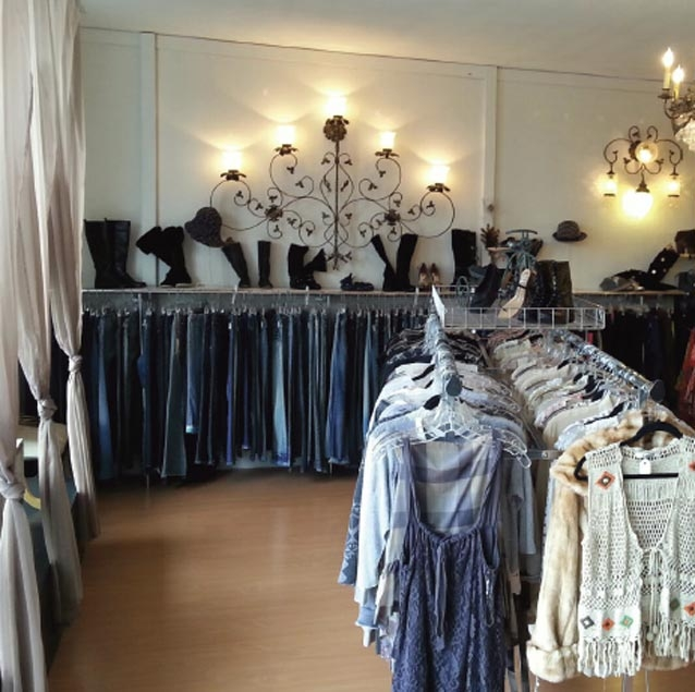 Unique Boutique: Doheny Clothing Exchange
