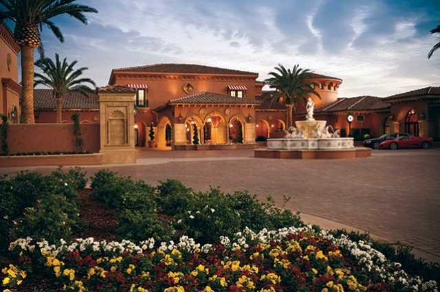 The Grand Del Mar. One of the country's best resorts,  a stone's throw from home