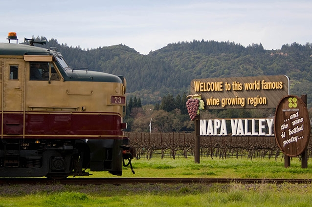 Views and Vintages in Napa &  Neighboring Yountville