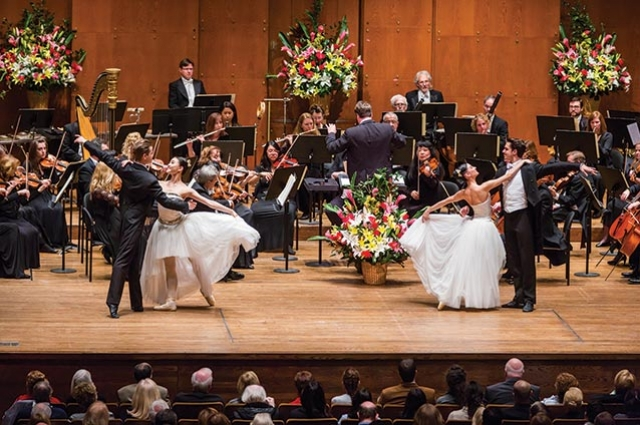 Segerstrom Center for the Arts  and Attila Glatz Concert Productions  Proudly Announce  Salute to Vienna New Year's Concert