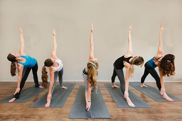 Pilates + Yoga =  Overall Wellness