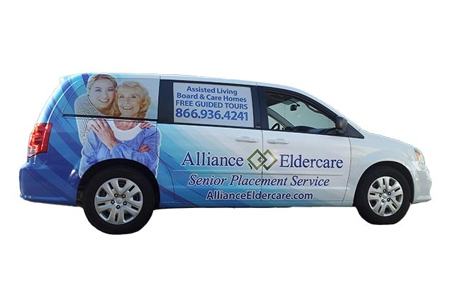Alliance Eldercare Senior Placement Service