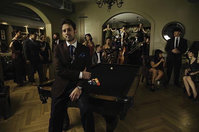Popular Musical Ensemble. Scott Bradlee's  Postmodern Jukebox Returns to  Segerstrom Center for the Arts