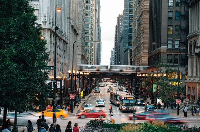 Less Bluster, More Bustle. Finding Your Way in the Windy  City