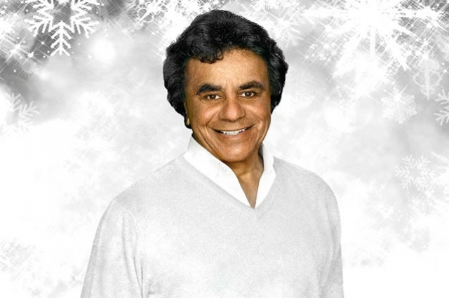 "Johnny Mathis  ""The Voice of Christmas"" Returns to  Segerstrom Center for the Arts  With a Special Holiday Concert"