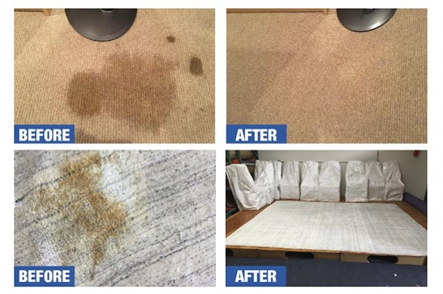 Beacon Carpet Cleaning. Lighting the Way to a Cleaner Space