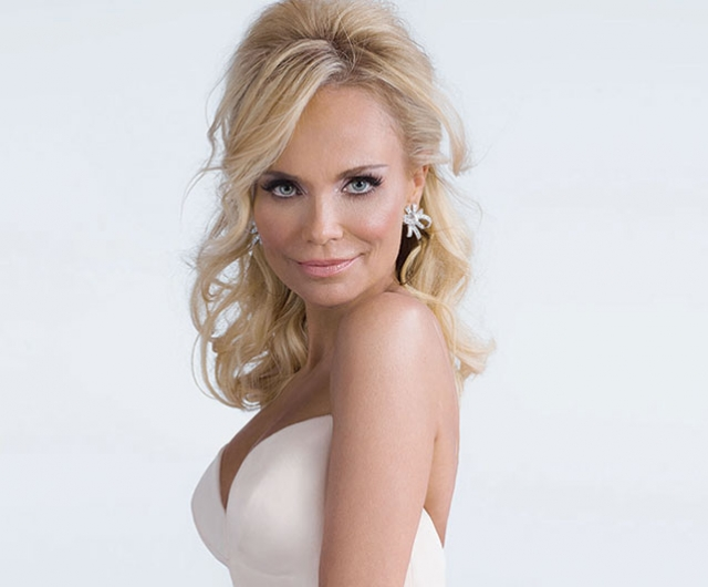Segerstrom Center for the Arts Welcomes Back Award-Winning Singer and Actress  Kristin Chenoweth