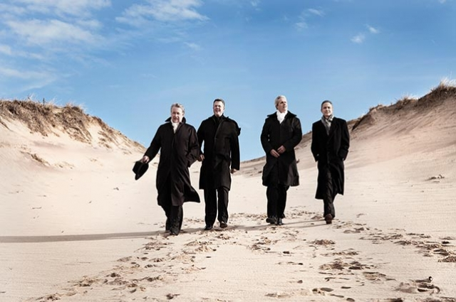 Multi-Grammy®-Winning Emerson String Quartet Returns to Segerstrom Center for the Arts
