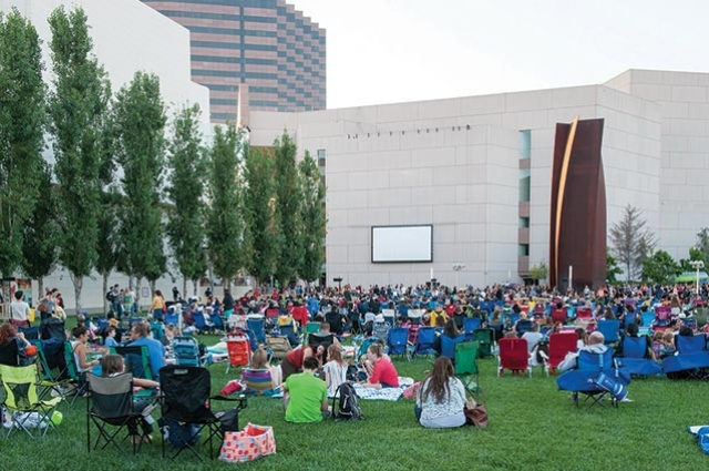 Segerstrom  Center for the Arts   Movie Mondays. Line-Up FREE