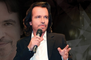 An Evening in Conversation  with Yanni and His Piano. Expect Live Piano Performances