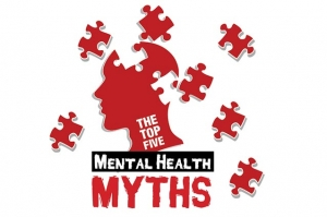 The  Top  Five Mental Health Myths