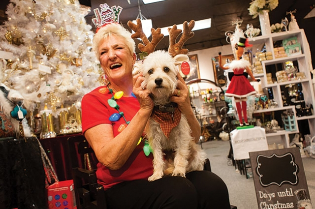 Have an Absolutely Fabulous Holiday  at OC's Most Unique  Gifts & Décor Boutique