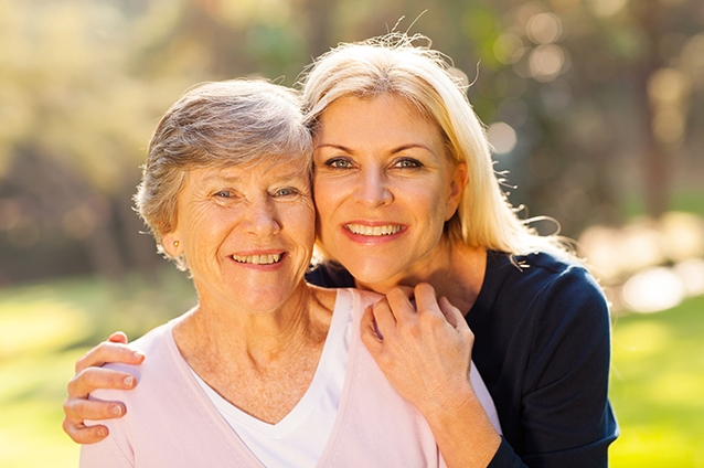 Long-term Care 101:  Who cares for Mom when she needs it?