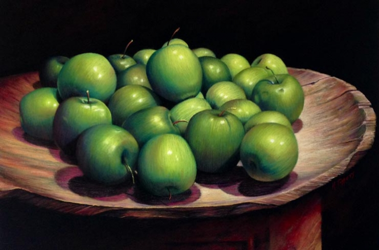 "Marie Tippets, ""Granny Smiths"""