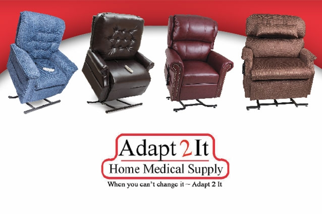 Stable, Comfortable and Versatile Lift Chairs