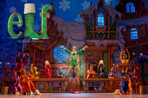 The Musical Comes Home for the Holidays to Segerstrom Center for the Arts